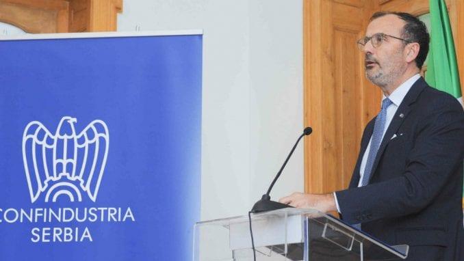 Fabrici: Srbija ima još posla u evrointegracijama 1