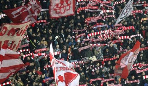 Uefa kaznila Zvezdu zbog navijača 7
