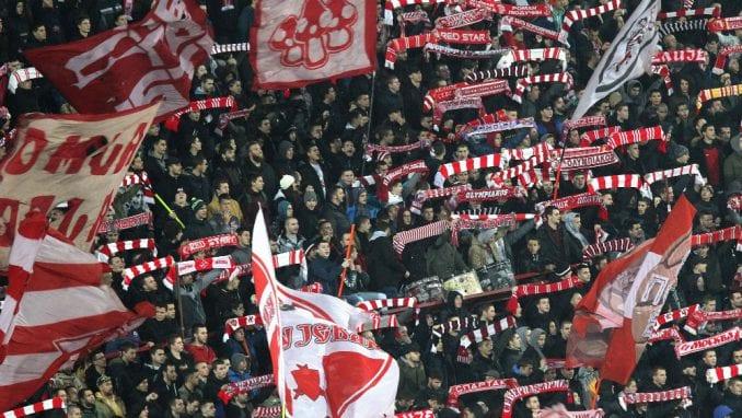 Uefa kaznila Zvezdu zbog navijača 1