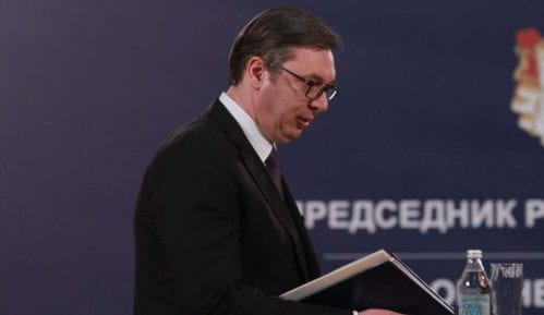 Prijem u ruskoj ambasadi, pismo za Putina 2