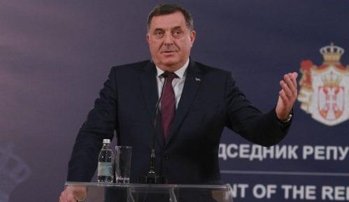 """SDA reagovala na Dodikovu sugestiju da će """"popiti Drinu"""" 6"""