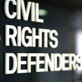 Civil Rights Defenders osudio upotrebu sile danas u Banja Luci 15
