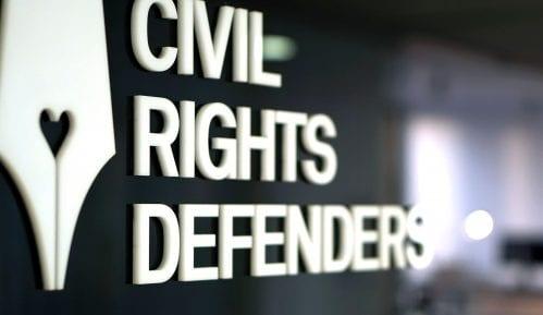 Civil Rights Defenders osudio upotrebu sile danas u Banja Luci 8