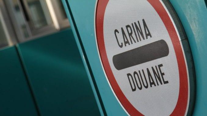 Za dva dana na tri granična prelaza Srbije zaplenjeno 100.000 evra 1