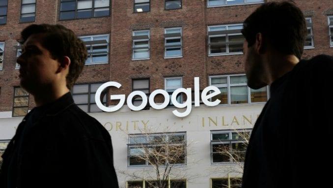 Internet zavisi od Gugla 1