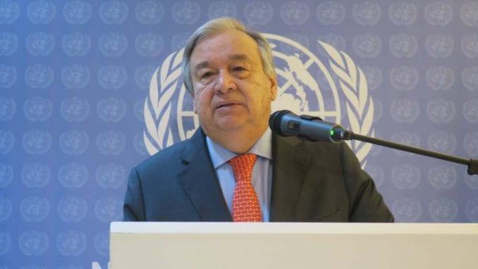 Šef UN upozorava na glad, pustoš i patnju zbog pandemije, traži kolektivnu akciju smesta 2
