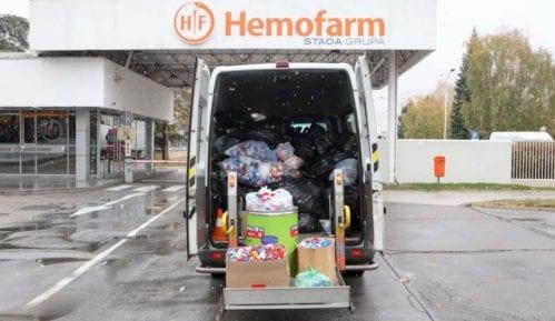 """Prikupljeno pola tone plastičnih čepova u akciji """"Sakupi humani čep"""" 11"""