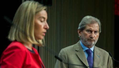 Han i Mogerini: EU očekuje nastavak reformi na Kosovu i dijaloga sa Beogradom 9