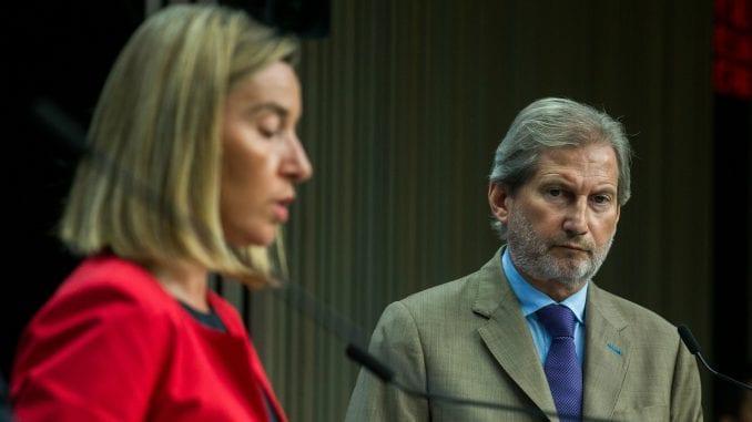 Han i Mogerini: EU očekuje nastavak reformi na Kosovu i dijaloga sa Beogradom 4