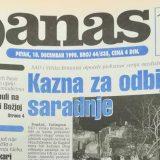 Milošević (1998): Nikad nismo zabranjivali novine, samo kažnjavamo zbog laži 2
