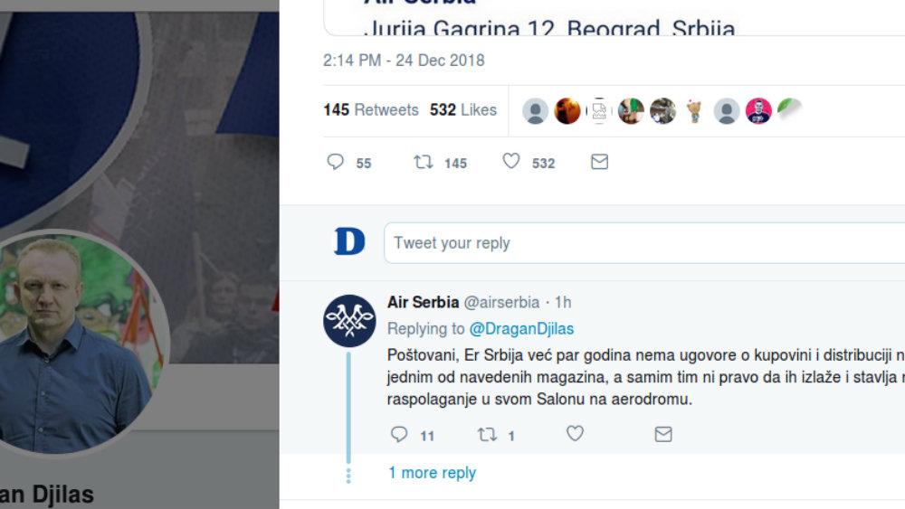 Er Srbija odgovorila zašto na policama ne izlažu tri nedeljnika 2