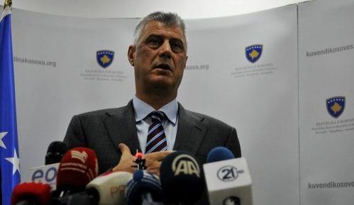 Tači: Naša je želja da Kosovo bude deo NATO 11