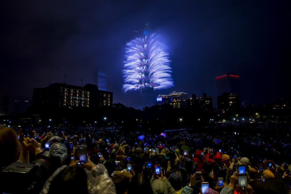 Vatrometi obeležili početak Nove godine u svetu (FOTO) 17
