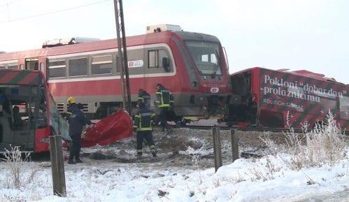 Železnice Srbije: U ponedeljak kreće izgradnja rampe kod Međurova 11