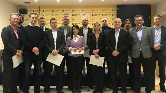 Opozicija potpisala zajedničke uslove za fer izbore 1