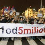 Na trećem protestu protiv nasilja više od 35.000 ljudi (FOTO, VIDEO) 2