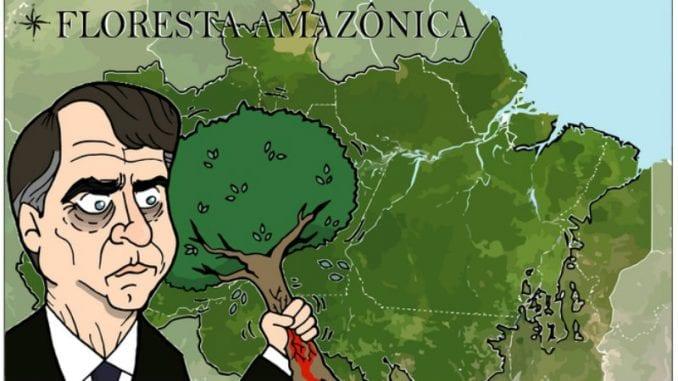 Šta donose Bolsonarove pretnje po klimatske promene i Amazoniju? 5