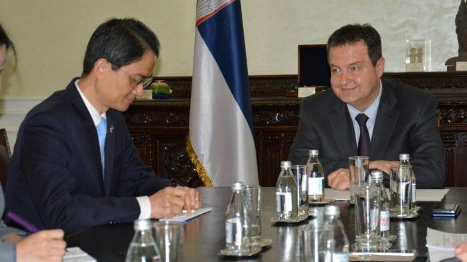 Dačić: Srbija zainteresovana za saradnju sa Južnom Korejom 3
