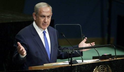 Netanjahu će ponovo biti premijer, pokazuje anketa 13