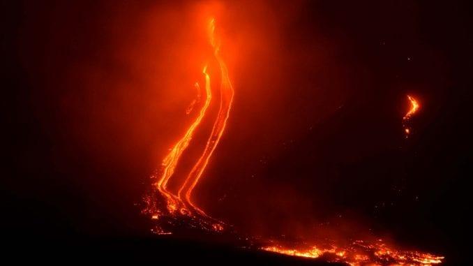Italijanski vulkan Etna se ponovo aktivirao, nema rizika za stanovništvo 7