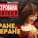 Ministarstvo kulture osudilo novu naslovnu Ilustrovane politike 9