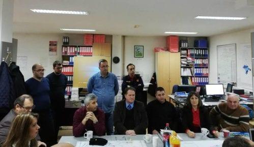 Poseta makedonskog Regionalnog centra za krizne situacije Kraljevu 1