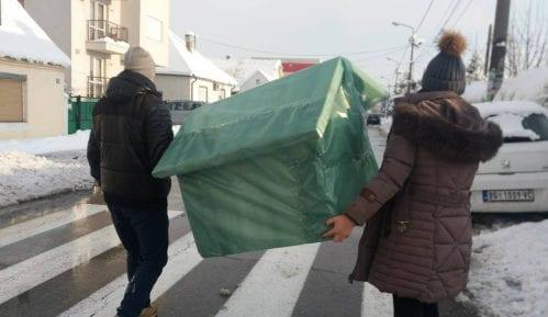 """U Batajnici pokrenuta """"Akcija za napuštene pse"""" (FOTO) 7"""