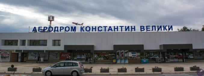 "Granični prelaz na Aerodromu ""Кonstantin Veliki"" u Nišu od danas ponovo radi 1"