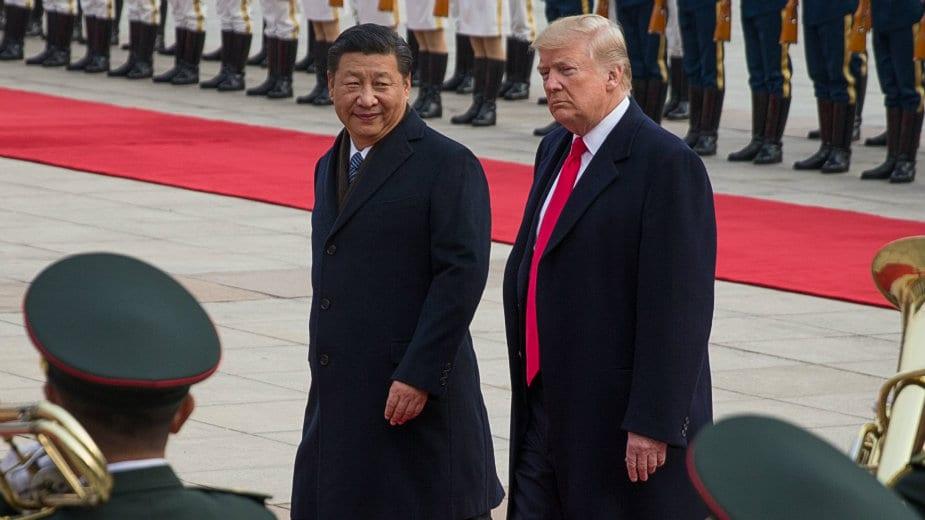 SAD i Kina obustavile trgovinski rat 1