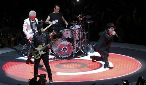 Članovi benda U2 najplaćeniji muzičari u 2018. godini 12