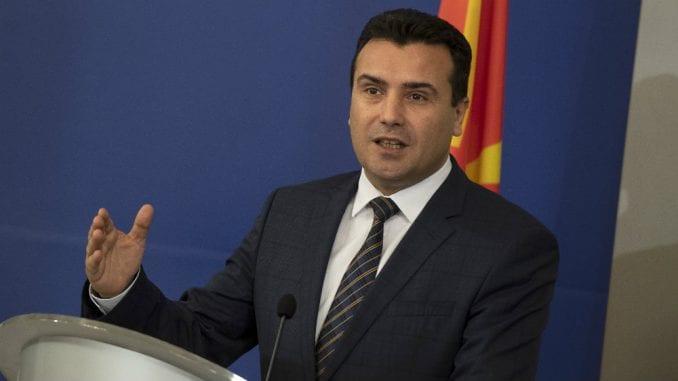 Zaev odustao od vanrednih izbora i vratio se rekonstrukciji vlade 1