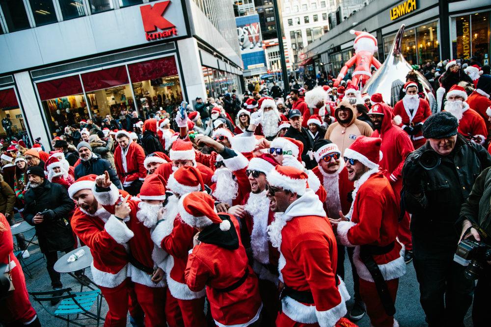 Trke Deda Mrazova u više zemalja sveta (FOTO) 6