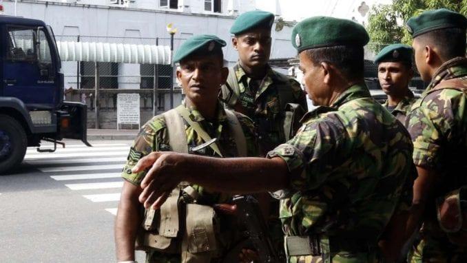 Šri Lanka uvela policijski čas i blokirala pristup društvenim mrežama zbog eskalacije nasilja 1