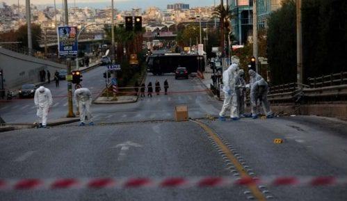 Eksplodirala bomba ispred privatne televizije u Grčkoj 11