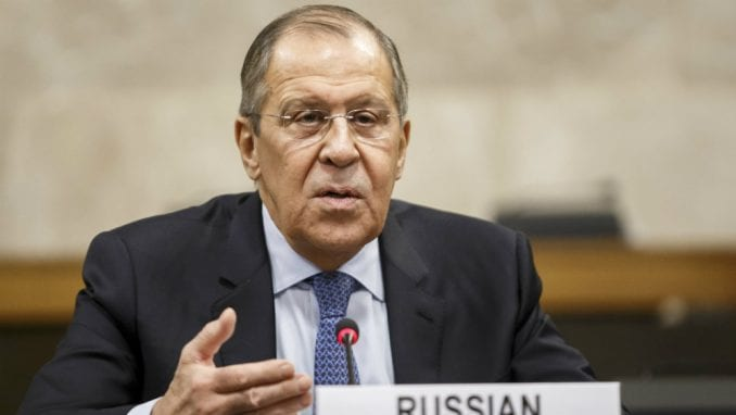 Lavrov: Odustati od nasilne smene vlasti u Venecueli 2