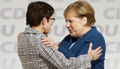 Štićenica Angele Merkel imenovana za novu ministarku odbrane Nemačke 5