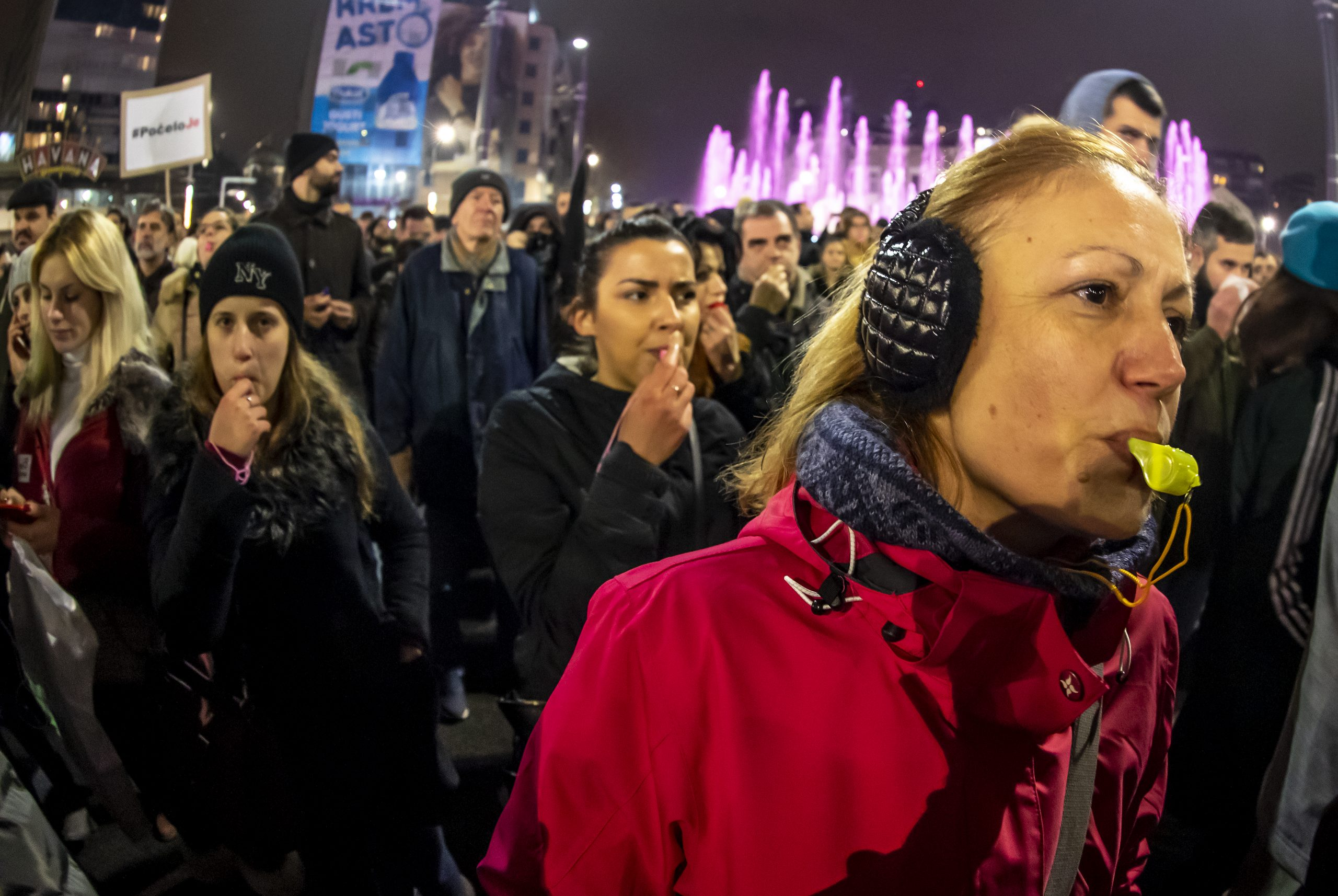 Jeremić: Narodna stranka i Savez za Srbiju nisu organizatori protesta ali im pomažu 1