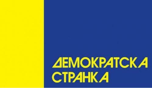Demokratska stranka: Nedopustiv pritisak na novinare i civilni sektor 9