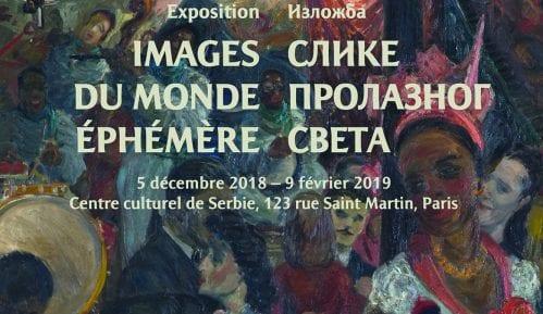 Otvaranje izložbe Galerije Matice srpske večeras u Parizu 5