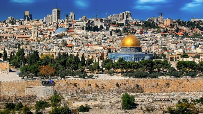 Amerikancima rođenim u Jerusalimu dozvoljen upis Izraela kao mesto rođenja 3