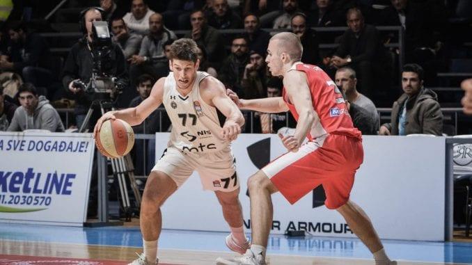 Partizan slomio otpor FMP-a za šesti trijumf u ABA ligi 1
