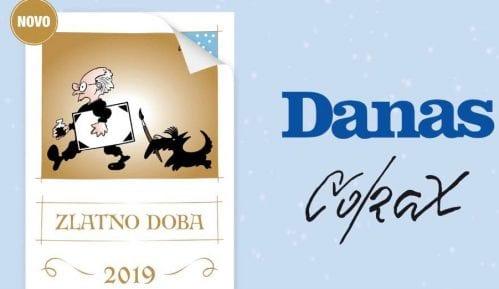 Promocija lista Danas i Koraksovog kalendara 11. januara u Kragujevcu 11