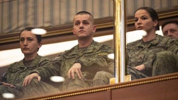 Svečana ceremonija proglašenja Vojske Kosova (VIDEO) 4