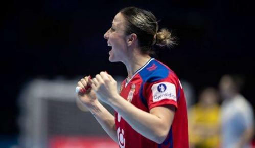 Rukometašice Srbije pobedile Nemačku golom iz sedmerca 1