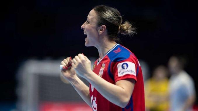Rukometašice Srbije pobedile Nemačku golom iz sedmerca 4