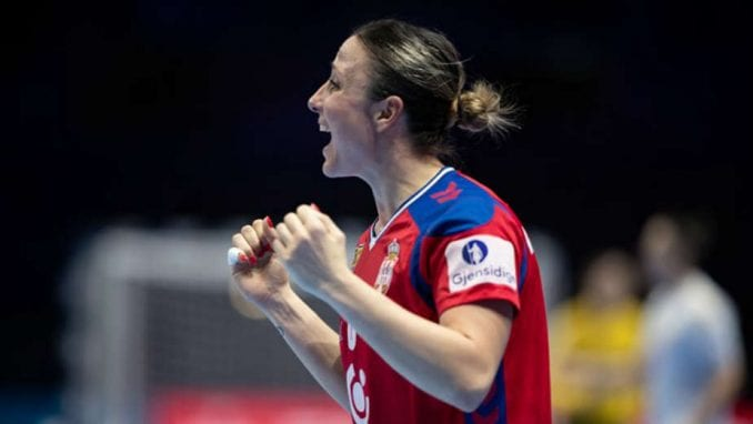 Ubedljiv poraz Srbije od Francuske za kraj Evropskog prvenstva 4