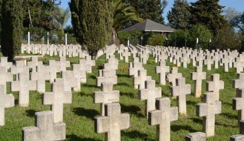 Srpsko vojničko groblje u Alžiru 15