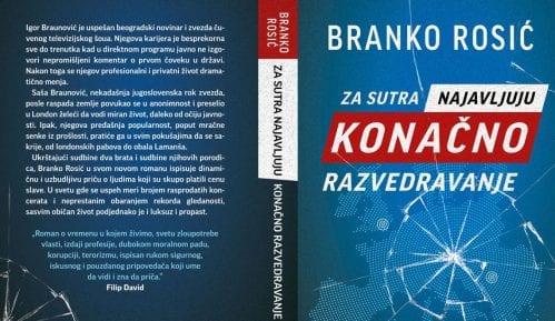 Novi roman Branka Rosića 3