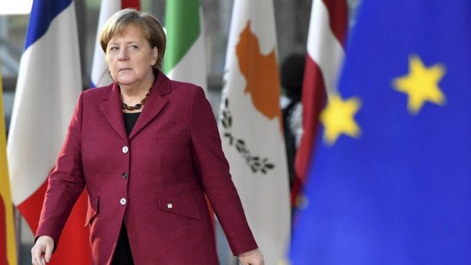 Podaci o nemačkim političarima pojavili se na Tviteru 1