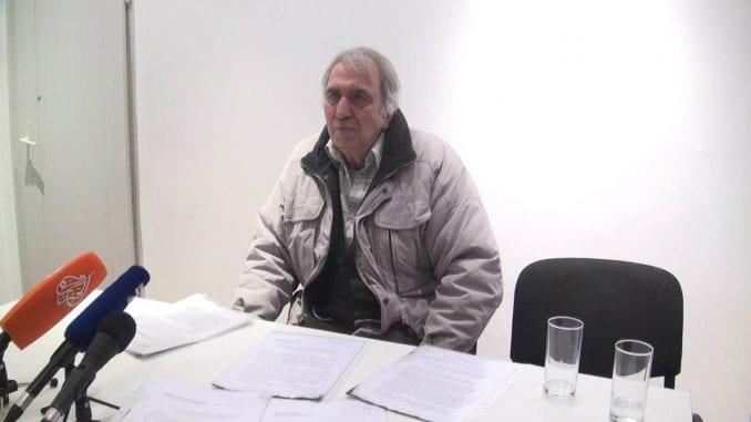 Načelnik Policijske uprave: Nismo znali novo prebivalište novinara Jovanovića 1